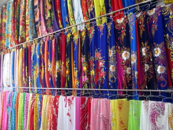 Dịch vụ chuyên may đo áo dài và bán vải áo dài tại tphcm 03