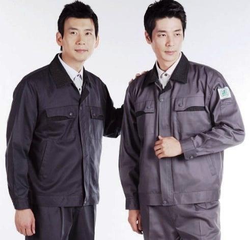 May đồng phục công nhân 05