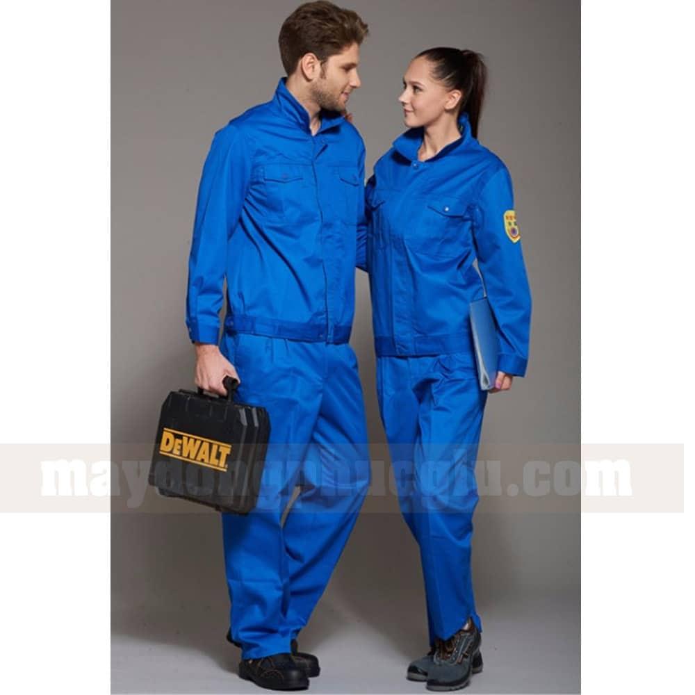 Quần áo bảo hộ lao động 01
