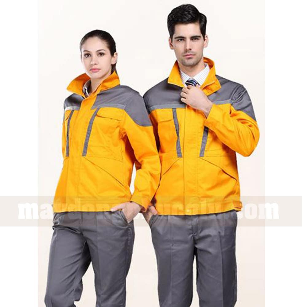 Quần áo bảo hộ lao động 02